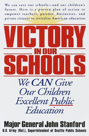 Victory in Our Schools We Can Give Our Children Excellent Public Education N/A 9780553379747 Front Cover