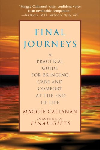 Final Journeys A Practical Guide for Bringing Care and Comfort at the End of Life N/A edition cover