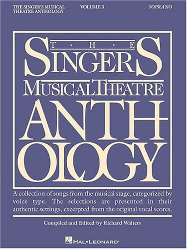 Singer's Musical Theatre Anthology - Soprano  N/A edition cover