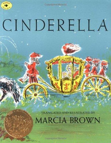 Cinderella  2nd 1997 edition cover