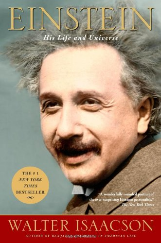 Einstein His Life and Universe N/A 9780743264747 Front Cover