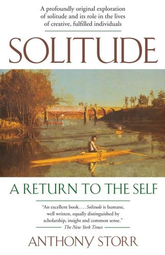 Solitude A Return to the Self  2005 edition cover