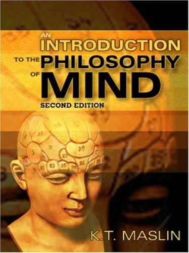 Introduction to the Philosophy of Mind  2nd 2007 (Revised) edition cover