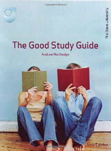 The Good Study Guide N/A edition cover