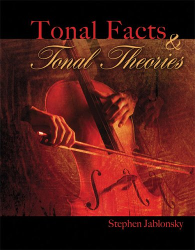 Tonal Facts and Tonal Theories Revised 9780757517747 Front Cover
