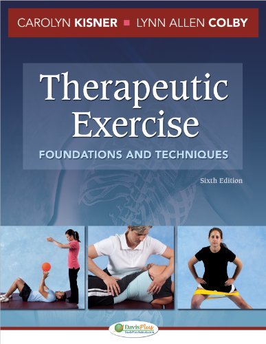 Therapeutic Exercise Foundations and Techniques 6th 2013 (Revised) 9780803625747 Front Cover
