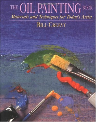 Oil Painting Book Materials and Techniques for Today's Artist  1999 edition cover