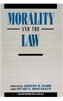 Morality and the Law   1988 9780879754747 Front Cover