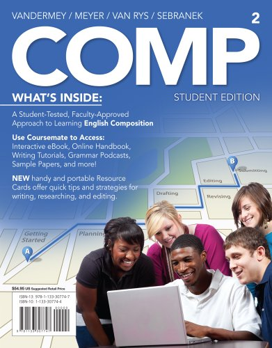 COMP  2nd 2013 edition cover