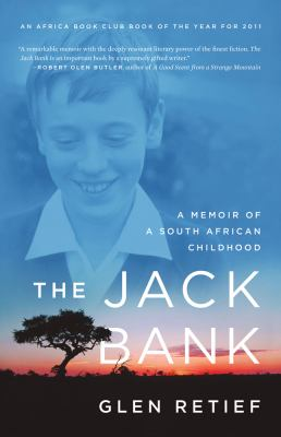 Jack Bank A Memoir of a South African Childhood N/A edition cover