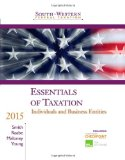South-Western Federal Taxation 2015: Essentials of Taxation: Individuals and Business Entities  2014 edition cover