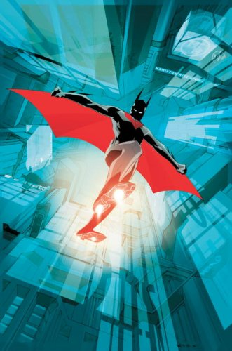 Batman Beyond Industrial Revolution  2011 9781401233747 Front Cover