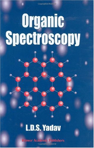 Organic Spectroscopy   2005 edition cover
