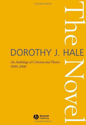Novel An Anthology of Criticism and Theory 1900-2000  2005 (Revised) edition cover