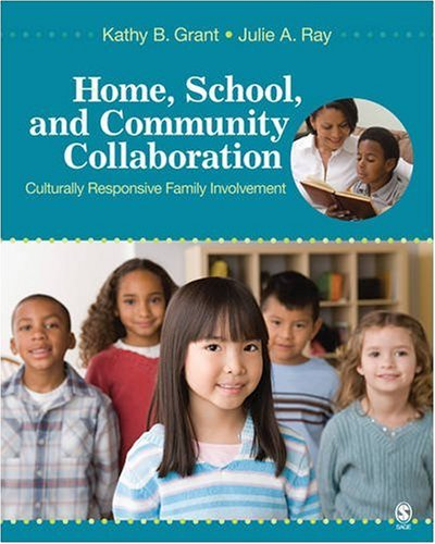 Home, School, and Community Collaboration Culturally Responsive Family Involvement  2010 edition cover