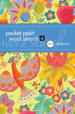 Word Search 4 100 Puzzles  2012 edition cover