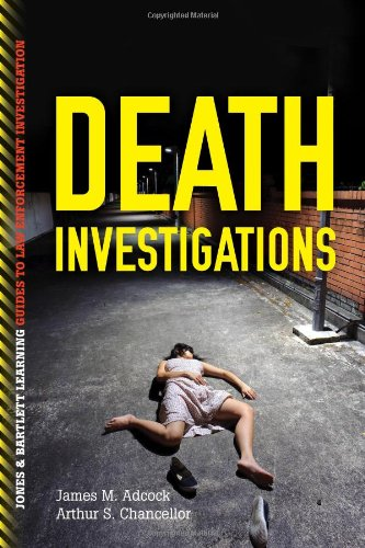 Death Investigations   2013 edition cover