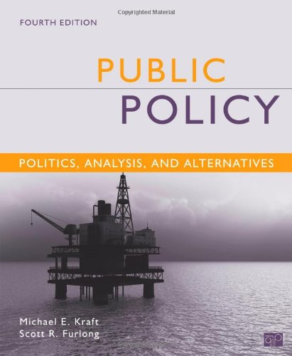 Public Policy Politics, Analysis, and Alternatives 4th 2013 (Revised) edition cover
