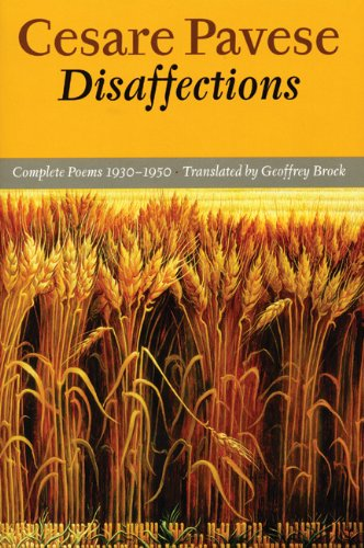 Disaffections Complete Poems, 1930-1950  2002 edition cover