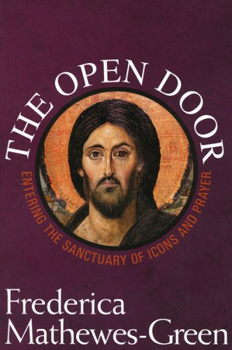 Open Door Entering the Sactuary of Icons and Prayer N/A edition cover