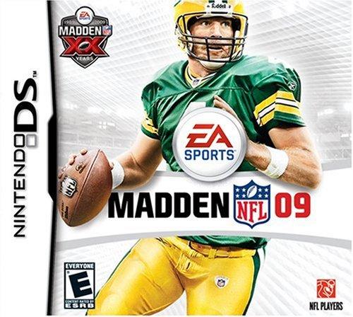 Madden NFL 09 - Nintendo DS Nintendo DS artwork