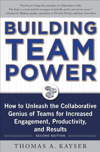 Building Team Power How to Unleash the Collaborative Genius of Teams for Increased Engagement, Productivity, and Results 2nd 2011 edition cover