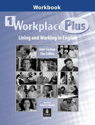 Workplace Plus Living and Working in English  2001 (Workbook) edition cover
