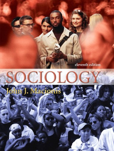 Sociology  11th 2007 (Revised) edition cover