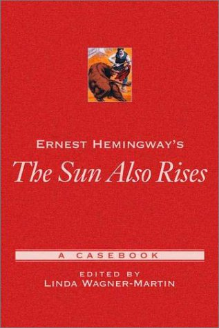 Ernest Hemingway's the Sun Also Rises   2002 9780195145748 Front Cover