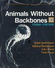 Animals Without Backbones An Introduction to the Invertebrates 3rd 1987 (Reprint) edition cover