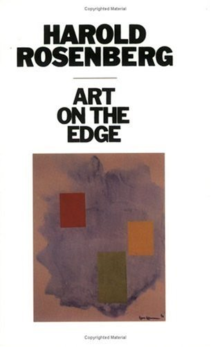 Art on the Edge Creators and Situations  1983 (Reprint) 9780226726748 Front Cover