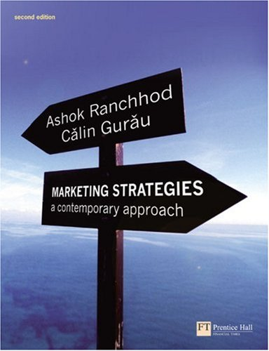 Marketing Strategies A Contemporary Approach 2nd 2007 (Revised) edition cover