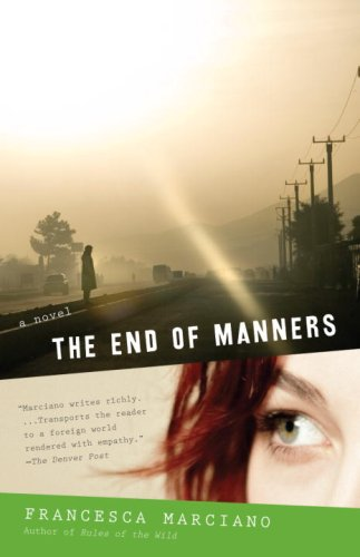 End of Manners   2009 edition cover