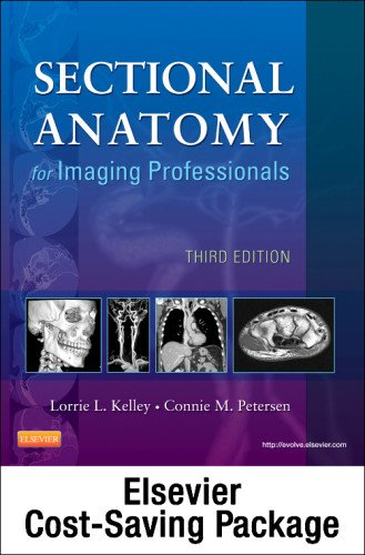 Sectional Anatomy for Imaging Professionals  3rd 2013 9780323100748 Front Cover