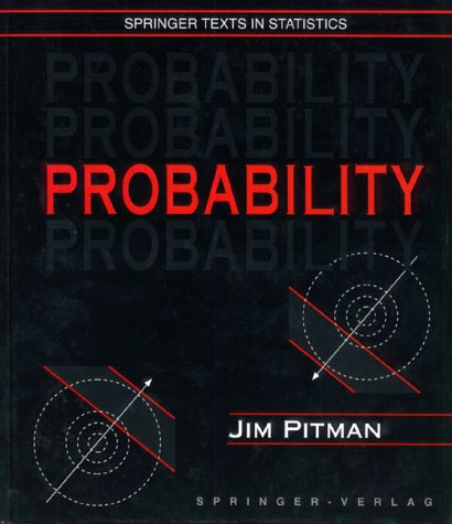 Probability   1993 9780387979748 Front Cover