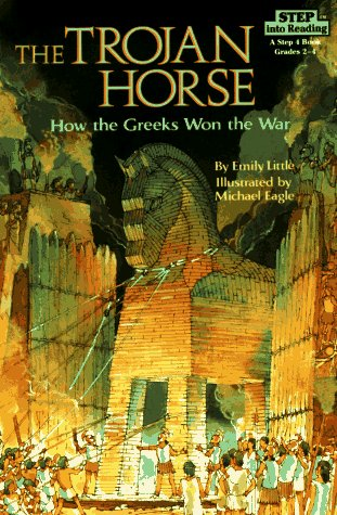 Trojan Horse How the Greeks Won the War  2003 edition cover
