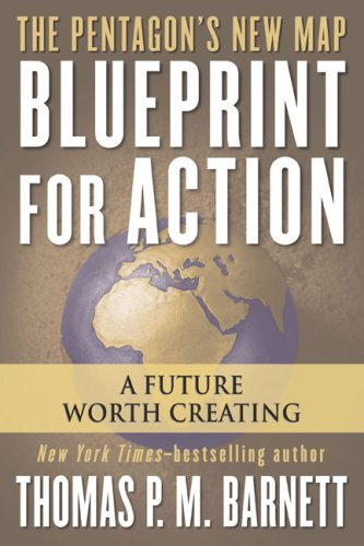 Blueprint for Action A Future Worth Creating N/A 9780425211748 Front Cover
