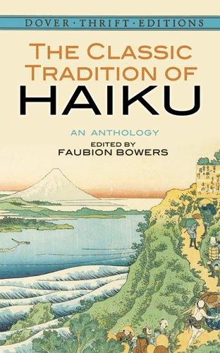 Classic Tradition of Haiku An Anthology  1996 edition cover