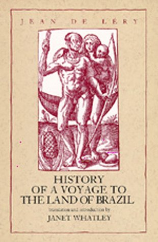 History of a Voyage to the Land of Brazil   1990 edition cover