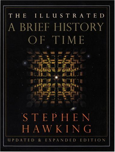 Illustrated a Brief History of Time  Revised  edition cover