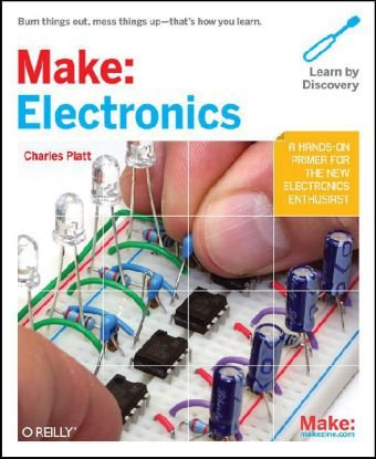 Electronics Learning by Discovery  2009 9780596153748 Front Cover