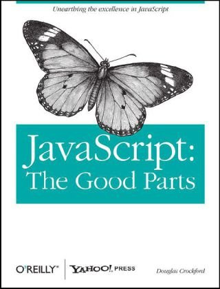 JavaScript The Good Parts  2008 edition cover