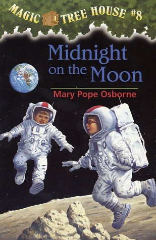 Midnight on the Moon   1996 edition cover