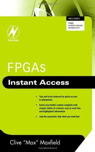 FPGAs   2008 edition cover