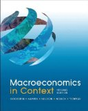 Macroeconomics in Context  2nd 2013 (Revised) edition cover