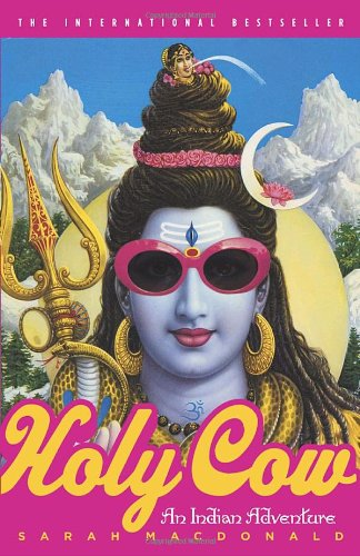 Holy Cow An Indian Adventure  2004 edition cover