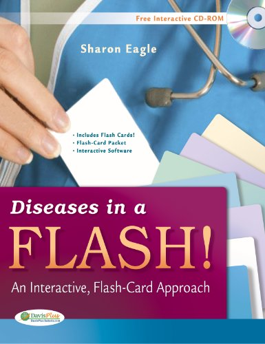 Diseases in a Flash! An Interactive, Flash-Card Approach  2011 edition cover