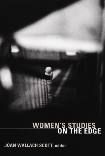 Women's Studies on the Edge   2008 edition cover