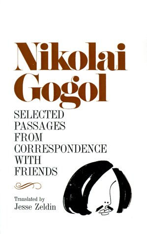 Selected Passages from Correspondence with Friends   1969 edition cover