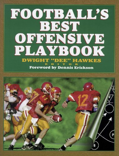Football's Best Offensive Playbook   1995 9780873225748 Front Cover